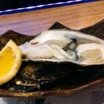 すし処金太郎 - 厚岸の牡蠣