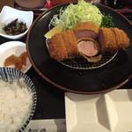とんかつ川久 - 料理写真:ヒレ