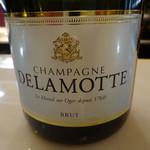 シャンパン・バー - デゥラモット