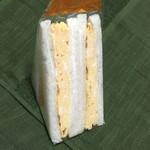 サンドイッチ王子 - 京のだしまきサンド350円