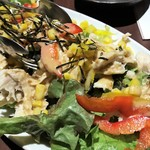 和が家  - 鶏サラダ