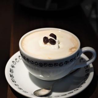 チャイブレイク - ドリンク写真:季節のチャイ「小豆」