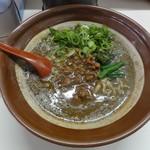 担々麺 信玄 - 黒ごま担々麺
