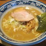 らーめん 木尾田 - (参考)らーめん(太麺)