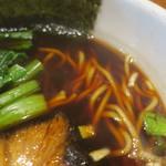 八幡だんちょうてー - スープ(濃口)