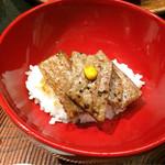 62485086 - 新米と鹿児島黒牛の超高級牛丼?