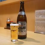 とん八 - ビール