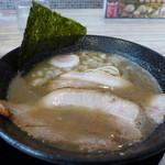 濃厚商店 - 濃厚ラーメン(690円)
