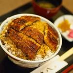 鰻 与八 - 料理写真:うな丼 上 大盛り