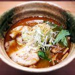 焼きあご塩らー麺 たかはし - 焼きあご塩らー麺¥800 2017.1.4