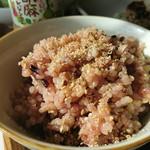 cafe 帆呂 horo - 発芽玄米。あっぷ。