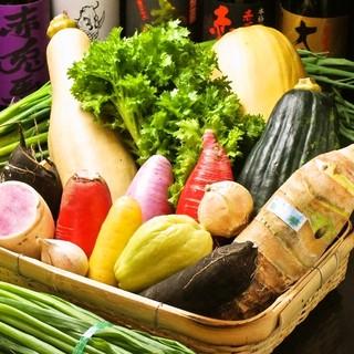 岡山より直送の農薬不使用野菜がウリ