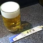 62493694 - 生ビール