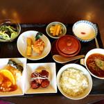 陶陶 - 幸せランチ1000円