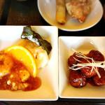 陶陶 - エビチリ、海老マヨ、肉団子