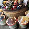 松野醤油 - 料理写真:店内。醤油の他に味噌も