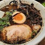 麺屋めん虎 - 熊らーめん(スマホ)