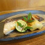 62499372 - 焼き魚(ランチコース)