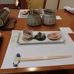 割烹 味香佐 - 【とらふぐ御膳】6千円(一人前)