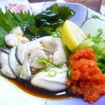 ふる里 - 生牡蠣
