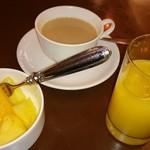 terasudainingumike-ra - フルーツ。ジュース。ミルクティ。