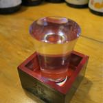 うま安 - 天遊稟(四日市の地酒) 500円