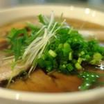 麺屋 花枇 - 料理写真:アップップ!