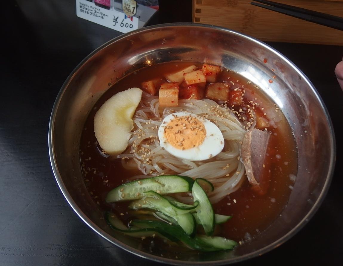 韓国料理 未来