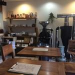 NAGASAWA COFFEE - 内観