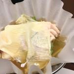 明日香 - 湯葉でフタしたお鍋