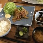 MORI-MESHI 小田原 - 生姜焼き定食