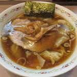 62504698 - わんたん麺(醤油)