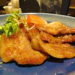 粋和食 つくし - 山崎ポークステーキ