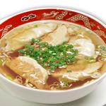 【スープ】エビ餃子(6個)