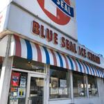 ブルーシールアイスクリーム - 入口