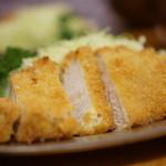 とんかつ 万平 - 料理写真:ロース