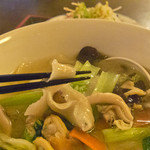 Yoka - 海鮮刀削麺
