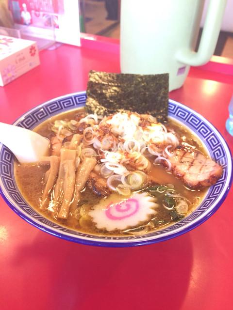 ラーメン いっとく - バラ焼き豚ラーメン1150円