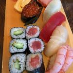 芝勝寿司 - 上 握り