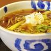 Nihonsobakoubouseiya - 料理写真:山採蕎麦