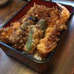芝勝寿司 - 上 天丼