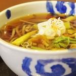 日本そば工房・せい家 - 料理写真:山採蕎麦
