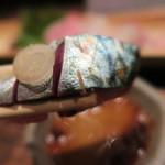 虹晴れ - 鯖がおいしい!