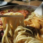いろは食堂 - ストレート麺 美味過ぎ!