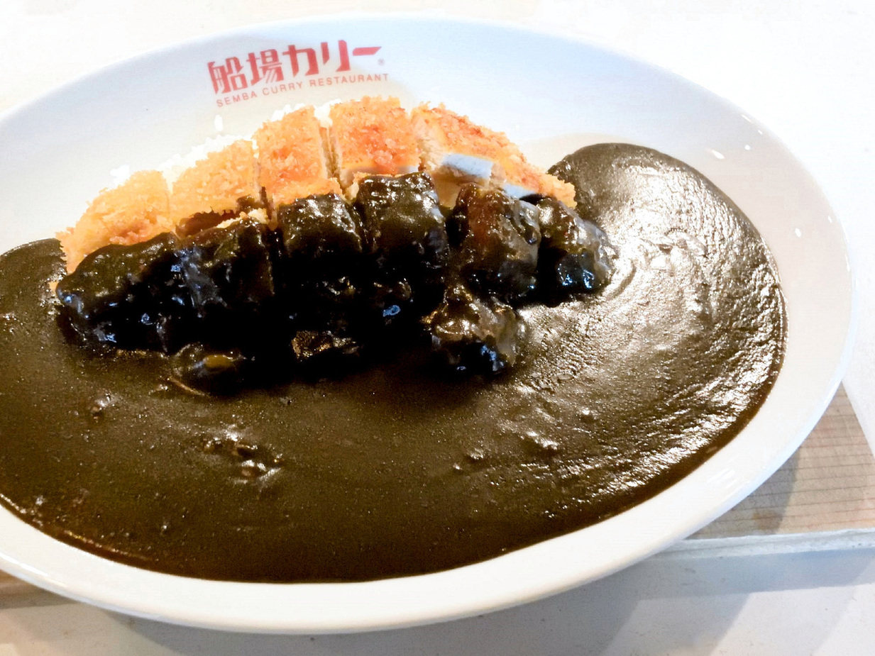 船場カリー +h cafe 高松店