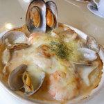 イタリアンクラブ - 海の幸のドリア