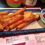 麺酒場 高ちゃん - フライドポテト