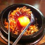 麺酒場 高ちゃん - イシヤキビビンバ
