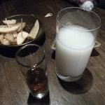 スタンド遊 - マッカラン18年と濁り酒