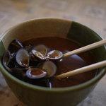 ばんや - 蜆の味噌汁